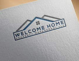 #66 for Design a Logo for Welcome Home Property Management LLC by SONIAKHATUN7788