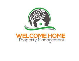 #197 for Design a Logo for Welcome Home Property Management LLC by jacklawrencee