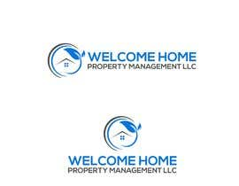 #198 for Design a Logo for Welcome Home Property Management LLC by RanaT20