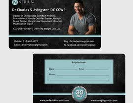 nº 87 pour Business Card Design for Dr Charles par hammad143