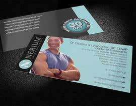 #59 for Business Card Design for Dr Charles by midget