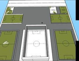 Nro 3 kilpailuun 3D model. Interior and exterior of building and exterior of property. käyttäjältä mdrakib722217