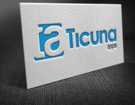 #127 para Logo Design for Ticuna Apps por sourav221v