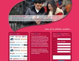 Shantadeep tarafından dating portal landing page (2 different page) için no 1