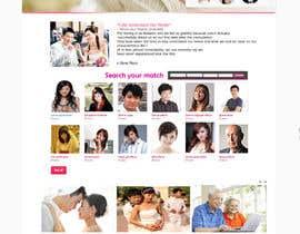 lassoarts tarafından dating portal landing page (2 different page) için no 13