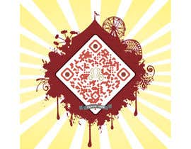 #18 for QR Code Design for our Chocolate Factory by towin
