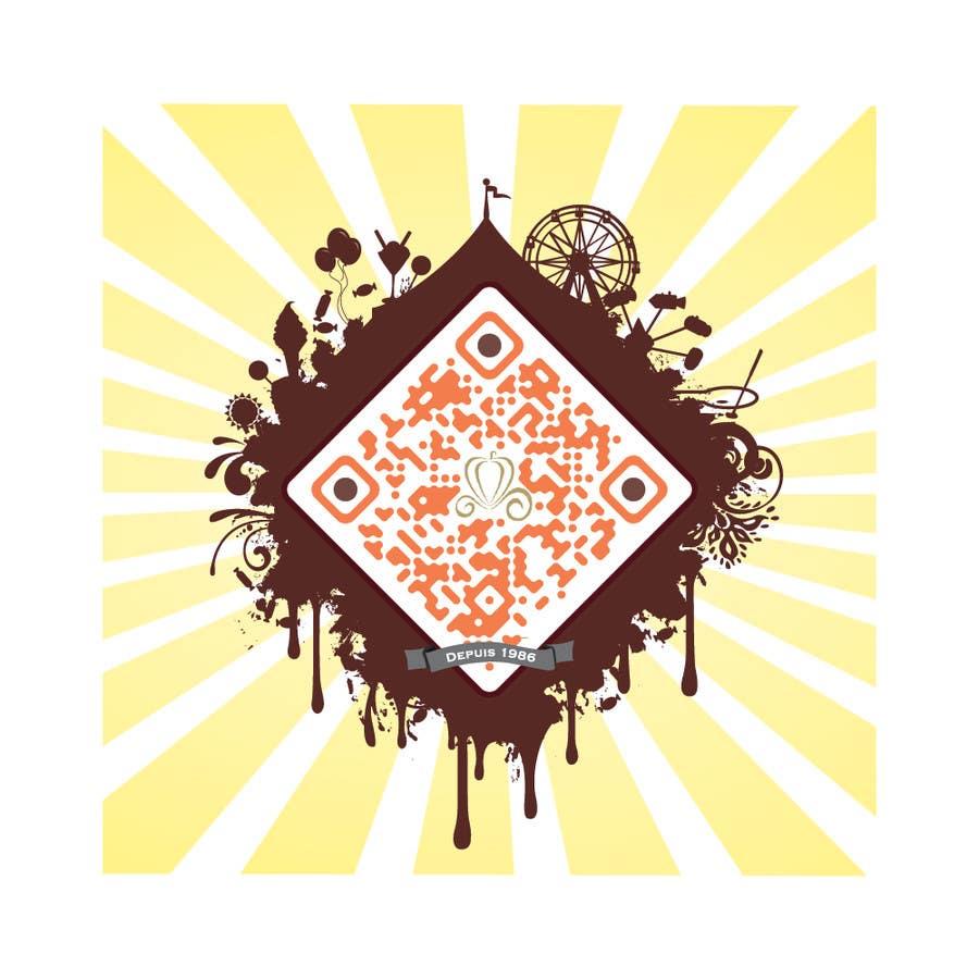 Inscrição nº 37 do Concurso para QR Code Design for our Chocolate Factory