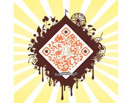 #37 for QR Code Design for our Chocolate Factory by towin
