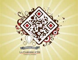 #9 for QR Code Design for our Chocolate Factory af ezesol