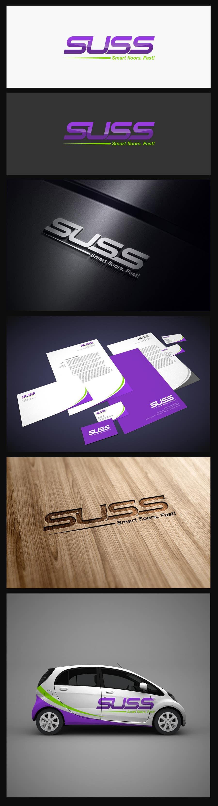 "Bài tham dự cuộc thi #139 cho Logo Design for ""Suss"""