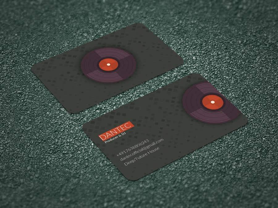 Entry 28 By Marfydesign For Design Von Visitenkarten