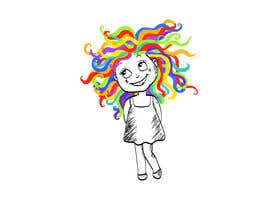 #67 for Draw Dr.Suess/Sketch type of drawing of real person with neon rainbow hair by Shojaie1985