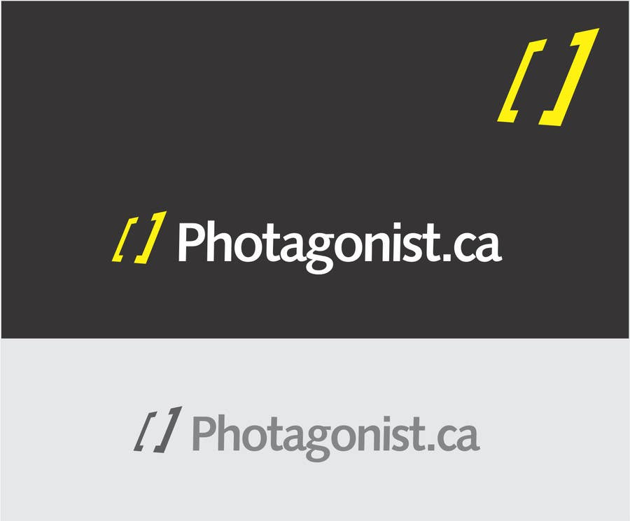 Contest Entry #709 for Logo Design for Photagonist.ca