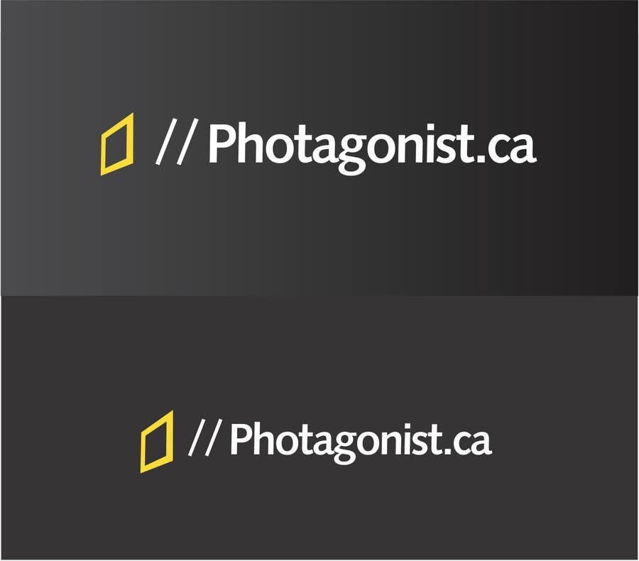 Contest Entry #716 for Logo Design for Photagonist.ca