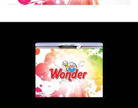 MOHR tarafından Deep Freezer Sticker Design for Wonder Ice Cream için no 37