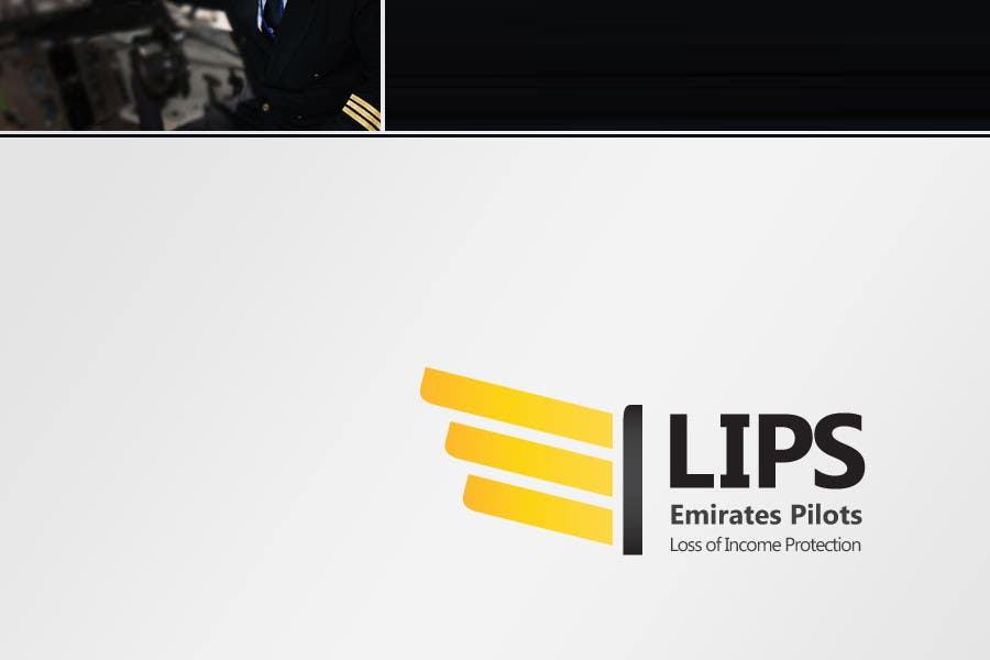 Inscrição nº 276 do Concurso para Logo Design for Emirates Pilots Loss of Income Protection (LIPS)
