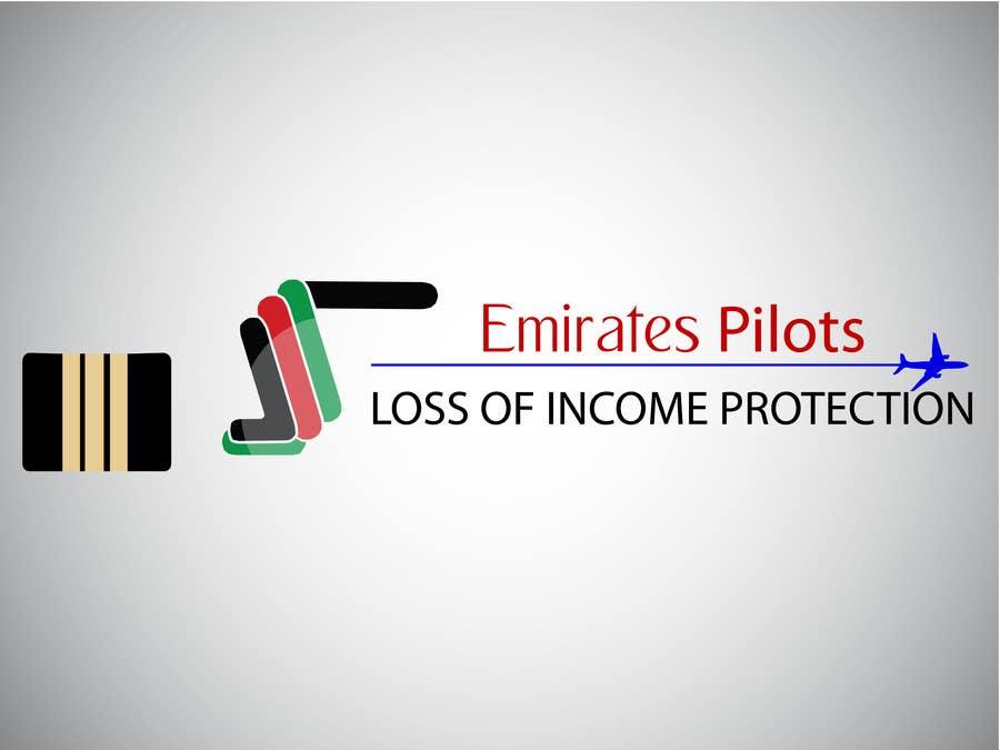 Inscrição nº 176 do Concurso para Logo Design for Emirates Pilots Loss of Income Protection (LIPS)