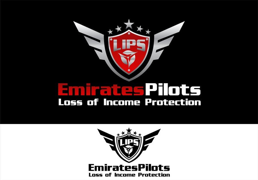Inscrição nº 125 do Concurso para Logo Design for Emirates Pilots Loss of Income Protection (LIPS)