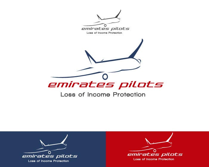 Inscrição nº 250 do Concurso para Logo Design for Emirates Pilots Loss of Income Protection (LIPS)