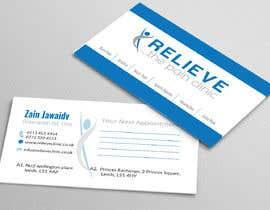 #150 untuk Design a Business Card - logo already created oleh marjanagazi55