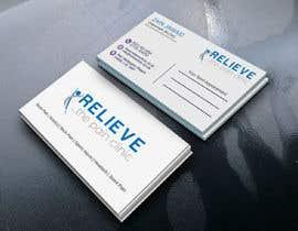 #94 untuk Design a Business Card - logo already created oleh kazisydulislambd