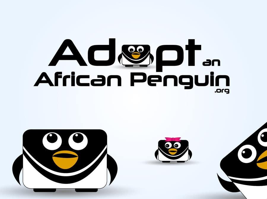 Inscrição nº                                         104                                      do Concurso para                                         Design Adopt an African Penguin