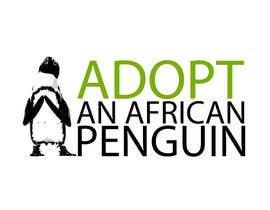 #125 untuk Design Adopt an African Penguin oleh Minast