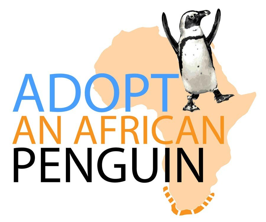Contest Entry #                                        129                                      for                                         Design Adopt an African Penguin