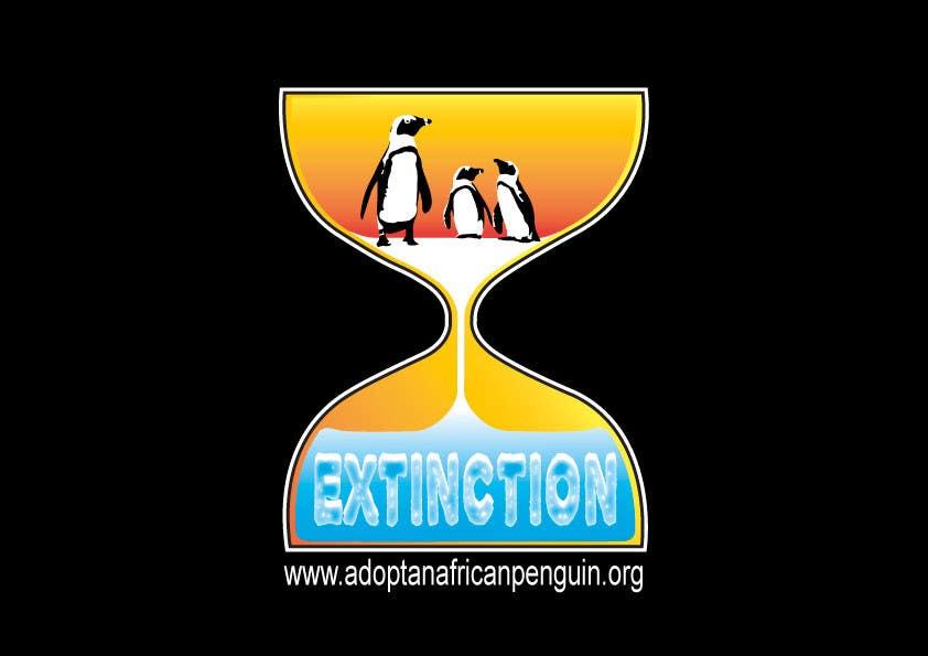 Inscrição nº                                         119                                      do Concurso para                                         Design Adopt an African Penguin