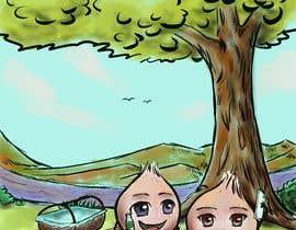 #11 untuk Draw a cute cartoon oleh Aventail