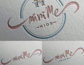 #123 untuk Mendesain sebuah Logo Fashion Anak oleh rvnshlh456