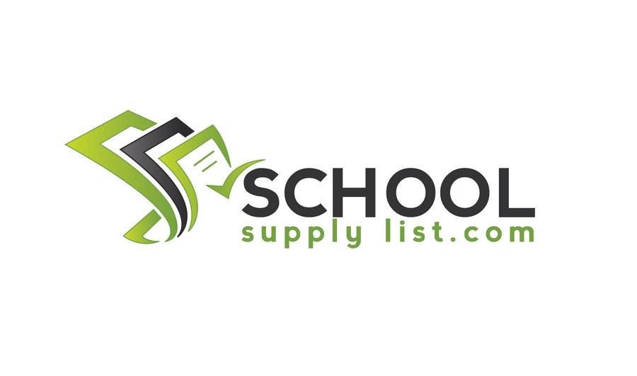 Конкурсная заявка №214 для Logo Design for School-Supply-List.com
