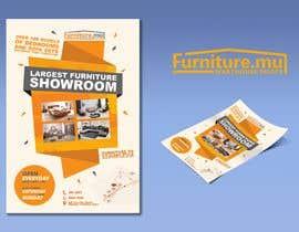 Nro 4 kilpailuun Design of a newspaper Advert for Furniture Business - 2 x 6 month contract käyttäjältä pedroeira6
