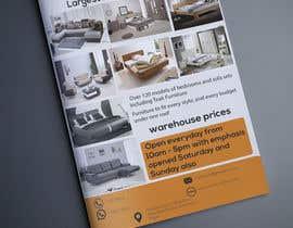 Nro 3 kilpailuun Design of a newspaper Advert for Furniture Business - 2 x 6 month contract käyttäjältä noorulaminnoor