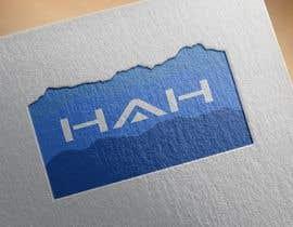 Nro 8 kilpailuun Logo designed using H A H incorporated into mountains käyttäjältä bojan1337