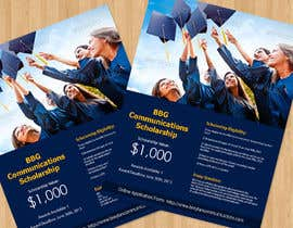 nº 7 pour Advertisement Design for StudentScholarships.org par Krishley