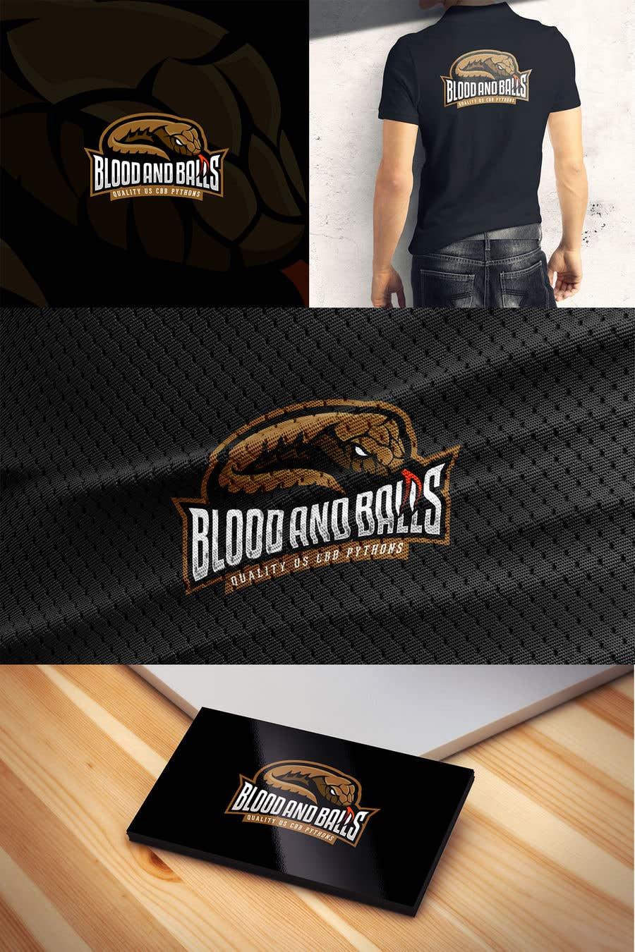 """Intrarea #32 pentru concursul """"Blood And Balls"""""""