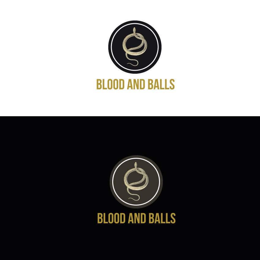 """Intrarea #47 pentru concursul """"Blood And Balls"""""""