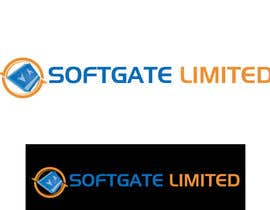 #688 para Logo Design for Softgate Limited por nikster08