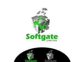 #605 for Logo Design for Softgate Limited by nIDEAgfx