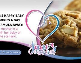 #21 untuk Cookie Ad Banners oleh maidang34