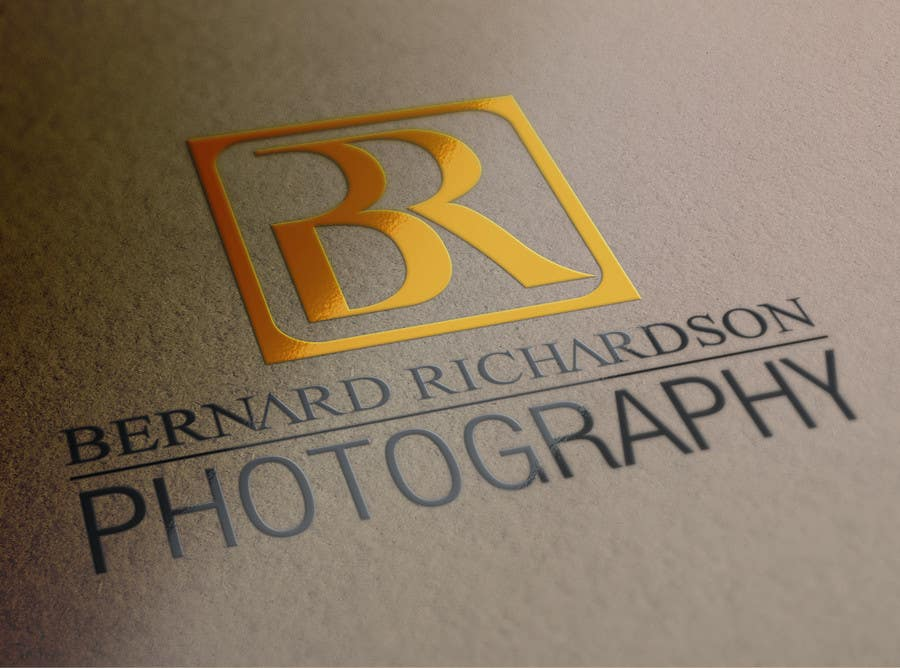 Proposition n°135 du concours Logo Design for Bernard Richardson Photography