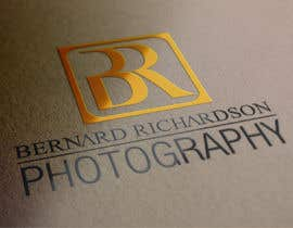 #135 pentru Logo Design for Bernard Richardson Photography de către LuisMiguel93