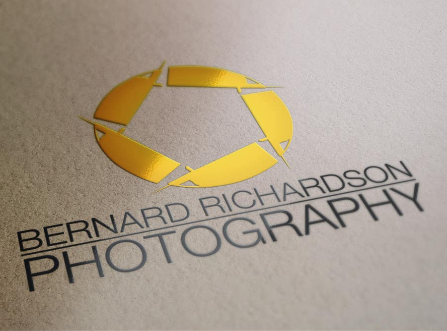 Proposition n°164 du concours Logo Design for Bernard Richardson Photography