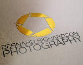 #164 pentru Logo Design for Bernard Richardson Photography de către LuisMiguel93