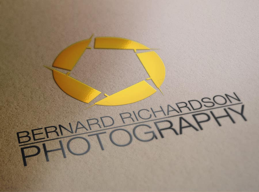 Bài tham dự cuộc thi #157 cho Logo Design for Bernard Richardson Photography