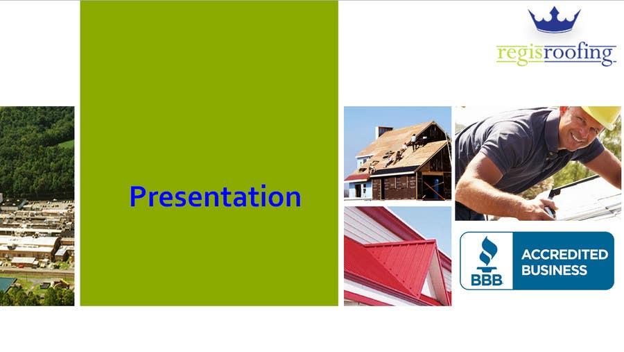 Kilpailutyö #                                        6                                      kilpailussa                                         2 small presentations