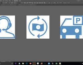 Nro 1 kilpailuun Design 60 icons käyttäjältä kh1604
