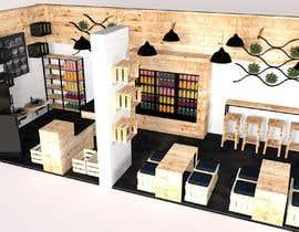 #23 for Fresh Juice shop Design . 3D Modeling by farkasbenj