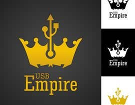 #45 for Logo Design for USB Empire by syahrefi